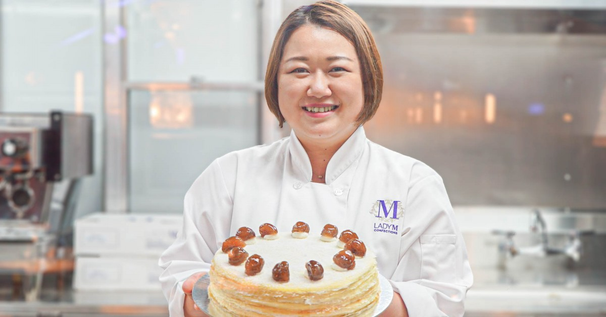 Chef Manami of Lady M New York Shares the Story Behind Her ...