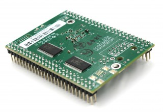 ARM®-Powered NetBurner MODM7AE70 System-on-Module with 10-pin Header