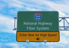 National Highway Fiber System -