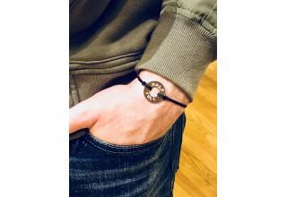 'Half Full' Bracelet from MyIntent Certified Online Retailer key2Bme