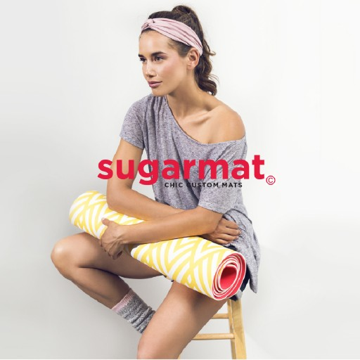 Sugarmat, the World's First Custom Yoga Mat Company Launched by Start-Up Pro