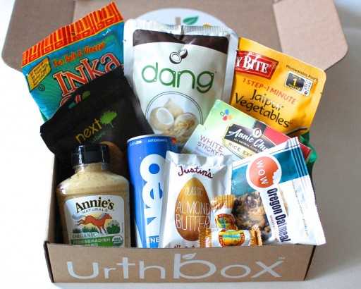 UrthBox Brings Big Visibility to Small GMO-Free & Health-Conscious Consumer Food & Beverage Brands
