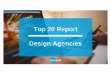 Top Design Agencies Report For June 2017