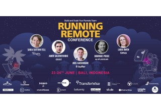 Two days of talks and panels on the future of remote work