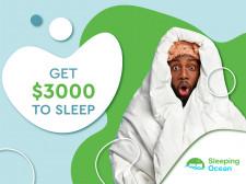 Get $3000 to sleep