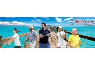 Necker Cup & Necker Open - Tommy Haas, Greg Norman, Grigor Dimitrov, Justine Henin, Sir Richard Branson