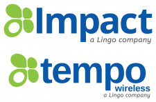 Tempo Wireless and Impact Logos