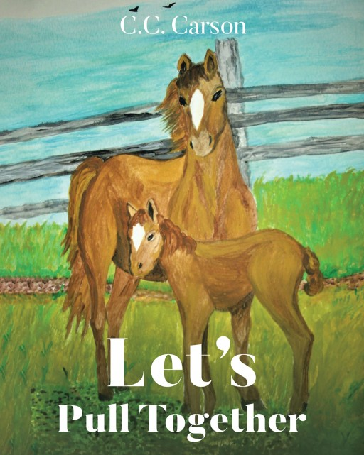 C.C. Carson's New Book 'Let's Pull Together' Uncovers a Wonderful Tale of Finding the Right Companion in Struggles and Victories