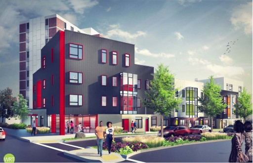 The Michaels Organization and Jersey City Housing Authority Break Ground on First Phase of Montgomery Gardens Family Apartments