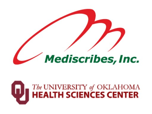 Mediscribes, Inc. Selected as a Transcription Service Vendor for the  University of Oklahoma Health Sciences Center