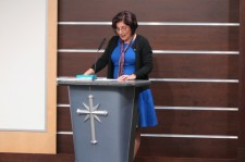 Dr. Alborzi, public affairs director of the Church of Scientology Silicon Valley