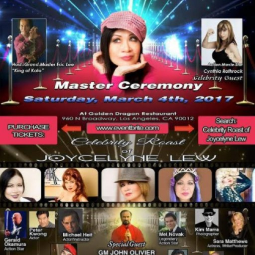 Celebrity Roast of Joycelyne Lew