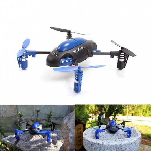 What Is the Difference Between an RC Helicopter and an RC Quadcopter?