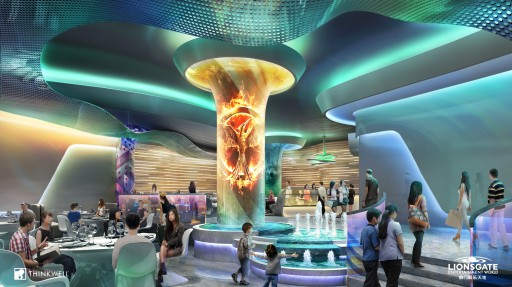 Lai Sun Group Appoints Thinkwell to Produce Lionsgate Entertainment World™ at Novotown in Hengqin, Zhuhai