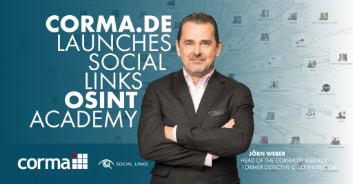 Corma.de Launches Social Links OSINT Academy