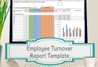 Employee Turnover Report