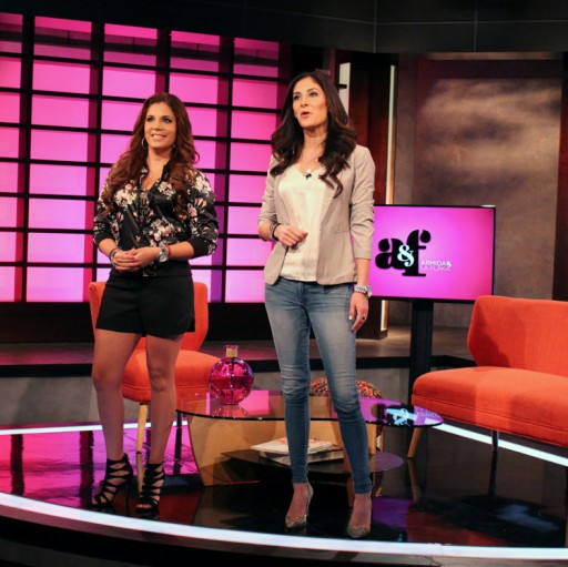 LATV Launches New Talk Show With Armida Y La Flaka