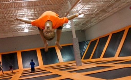 AirTime Trampoline & Game Park Jumps Into Northern Ohio
