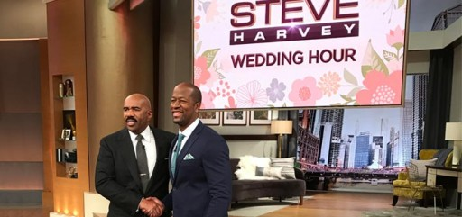 Dherbs CEO, A.D. Dolphin, Reveals Bridal Weight Loss Challenge Results on the Steve Harvey Show