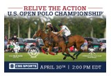 US Open Polo Championship Broadcast