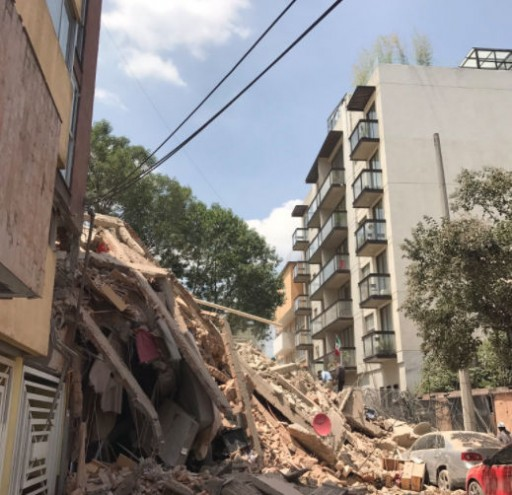 Call for Action: Mexico Earthquake