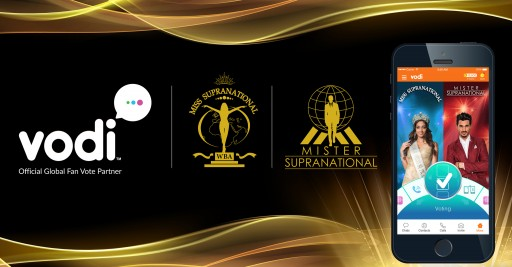 Vodi to Serve as Global Fan Vote Partner for Miss Supranational 2017 and Mister Supranational 2017