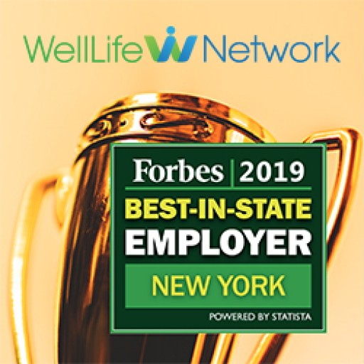 WellLife Network Named One of Forbes' 'America's Best Employers - 2019'