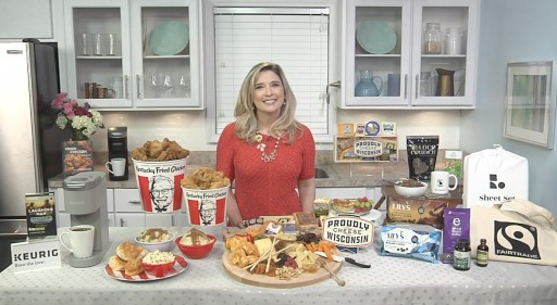 Chef Rebecca Lang on Celebrating Mom on Tips on TV