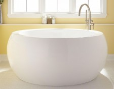 New Collection of Bathtubs