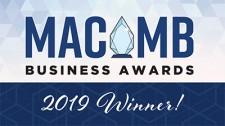 Godlan Wins Macomb Business Award