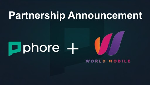 Phore Blockchain Enters Partnership Collaboration With World Mobile Telecom