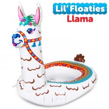Llama Pool Float for Kids