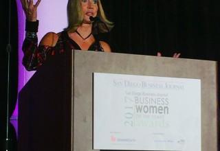 Judi Sheppard Missett Wins Lifetime Achievement Award