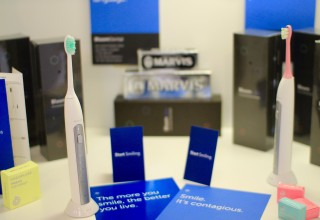 Bloom Dental Group Electric Toothbrush