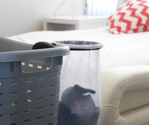 Hampette: Sock + Underwear Hamper Accessory