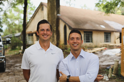 Chandler Williams and Derek Farah Seek 'Showbiz' With Their Latest House Flip, a Mansion on a Private Island