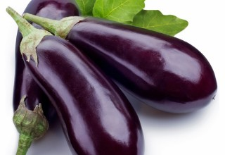Eggplant substance has amazing health benefits.