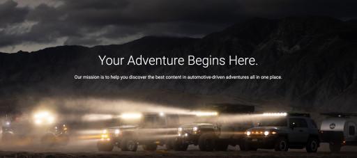 Nomadist Launches Website Highlighting Vehicle Adventure Content