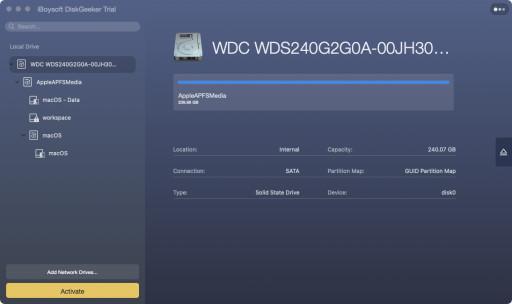 iBoysoft DiskGeeker v2.0