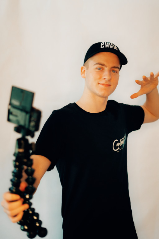 Luke Kirchhoff Joins the Influencer Marketing Factory as TikTok Talent