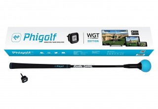 Phigolf WGT Edition Packaging