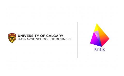 UCalgary's Haskayne School of Business Partners With Kritik to Enhance Student Learning Through Peer Assessment