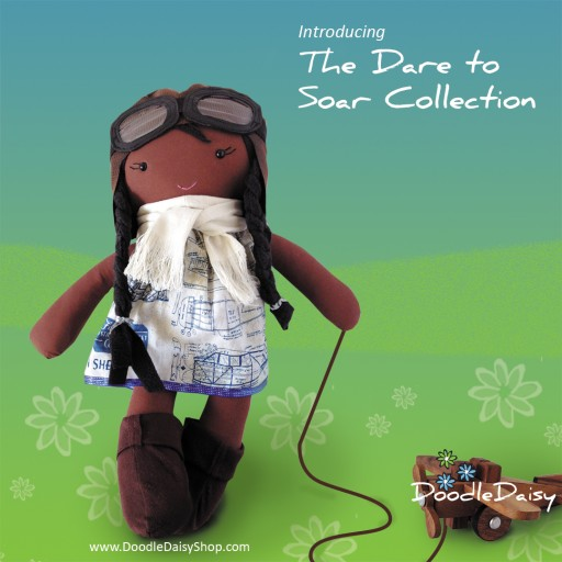 Doodle Daisy Shop Releases 'Dare to Soar Collection'!