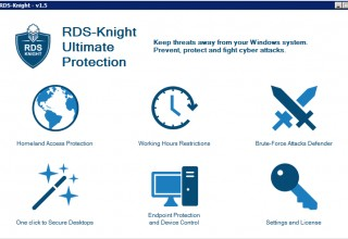 RDS-Knight is a Security Program Designed Especially to Keep TSplus Secure