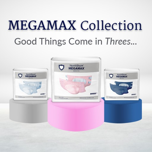 NorthShore Care Supply Launches MEGAMAX™ Tab-Style Brief Color Collection