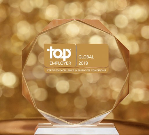 2019 Global Top Employers Announced