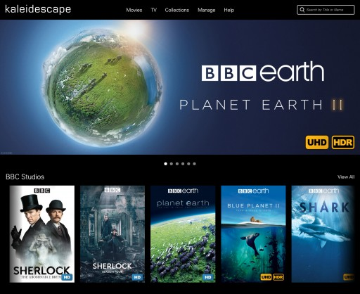 BBC's Best Documentaries and TV Series Are Coming to Kaleidescape