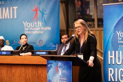 Human Rights Summit Empowers Youth to Change the World