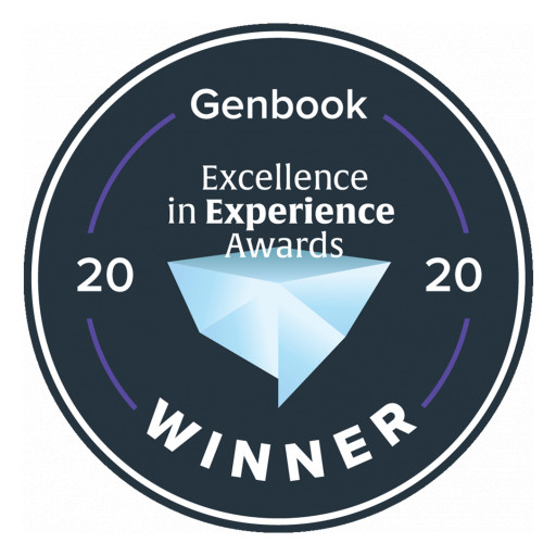 Genbook Reveals 2020's Best Service Providers in North America as Determined by Over a Million Consumers