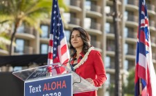 Tulsi Gabbard - The Aloha Launch